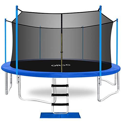 zupapa 15''trampoline