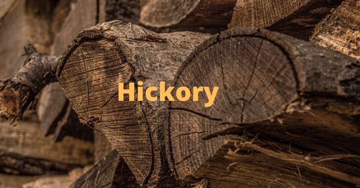 is hickory good firewood