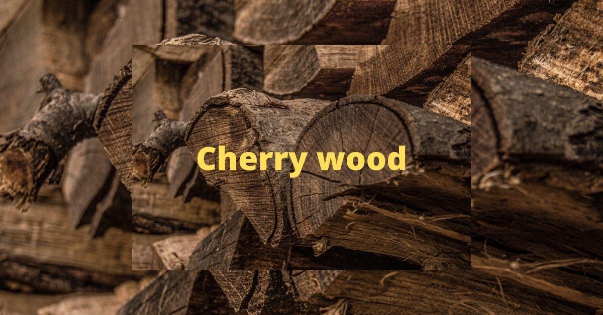 is cherry good firewood